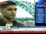 Amir Khan On Beating Salita