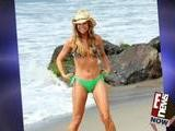 Denise Richards Rocks A Bikini