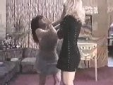 Mature Ladies Catfight In Apartment