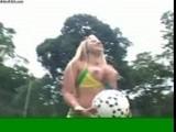 Futebol Brasileirinhas