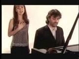 Vivo Por Ella Original Videoclip Andrea Bocelli & Sandy