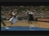 Allen Iverson Crosses Over John Stockton