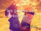 Les Genins De Konoha
