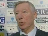 Manchester United Vs Manchester City 4-3 - Sir Alex Ferguson