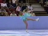 1991 National Champion - Tonya Harding