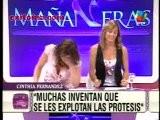 Cinthia Fernandez Contra Todos