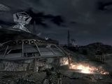 Fallout: New Vegas Night Invasion On Black