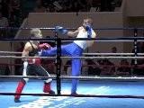 Finale Du Championnat De France Elite A 2011. Savate Boxe Fran&ccedil Aise. Coubertin, Paris 2011. Combat 1 Et 2