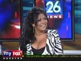 Sheyla Hershey Interview On KRIV-TV