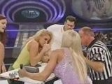 07-19-01 - SD - Torrie Wilson Vs Trish Stratus