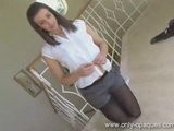 Pantyhose Girl Only Opaques