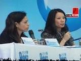 Lucy Liu Llegó A Lima Y Elogió Nuestra Comida