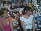 Interview De Miley Cyrus & Ashley Tisdale X