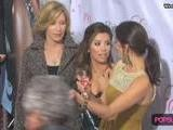 Eva Longoria Launches Fragrance With The Housewives