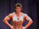 FBB Cindy Blaze, Michigan Muscle Woman