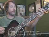 Guitar Lesson Last Dance With Mary Jane By Tom Petty -