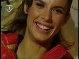 Elisabetta Canalis Making Of Hollywoo