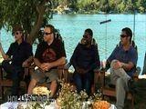 Adam Sandler, Chris Rock, Kevin James And David Spade On 'Grown Ups'