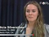 How Alicia Silverstone Is Slowly Greening