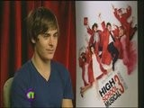 Newsround Interview Zac Efron & Ashley Tisdale 7-10-08
