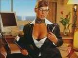 Playboy - Monica Farro Secretaria