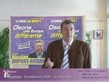 Jean-Pierre Enjalbert Présente Le Programme De DLR