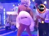 Ingrid Coronado - Upskirt