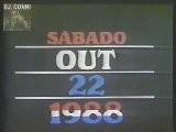 Intervalo Comercial SBT 1988