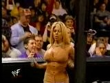 Perry Saturn With Terri Runnels Vs. Test