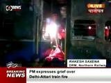 Indian Train Bombs Kills 60