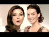 Evangeline Lilly & Eva Longoria Parker L'Oreal Advert