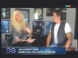 Alejandro Sanz - Susana Gimenez