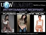 PB Cover Model Lana Tailor On The UCW Radio Show