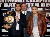Amir Khan 'Maidana Is Number 2 In The Division'