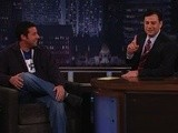 Jimmy Kimmel Live Adam Sandler, Part 2