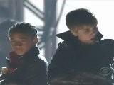 Justin Bieber, Usher & Jaden Smith - Medley