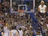 NBA J.R. Smith Take The Alley-oop Feed From Allen Iverson An