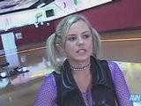 Bree Olsen AVN Interview From The Movie Roller Dollz