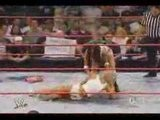 WWE Raw 6 12 06 Torrie Wilson Vs. Candice Michelle