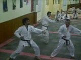 Shotokan Karate Kata Jion