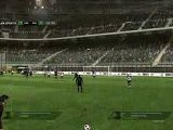 FIFA 2011 Multiplayer PC - AC MILAN Vs MANCHESTER UNITED