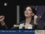 Mona Zaki At Wa2f Ia Zamen Part 1