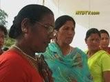 Rural Indian Women Open Exclusive Bank
