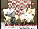 Aishwarya Rai - Aajtak - 2006 Pt.1