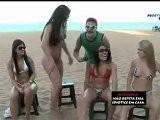Panico Na TV Antonio Nunes Game Com Gostosas De Bikine