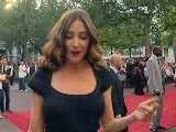 Lisa Snowdon Rushed To Hospital With