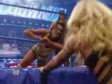 Layla With Michelle McCool Vs. Eve Torres