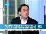 Foot Affaire Franck Ribéry Prostituée Zahia Dehar