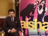 Anil Kapoor Warned Daughter Of Celebrity Life