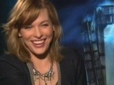 Attack Of The Show Resident Evil: Afterlife With Milla Jovovich & Ali Larter